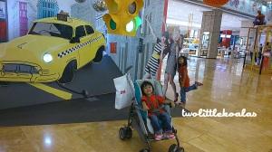 Lotte Shopping Avenue Lobby