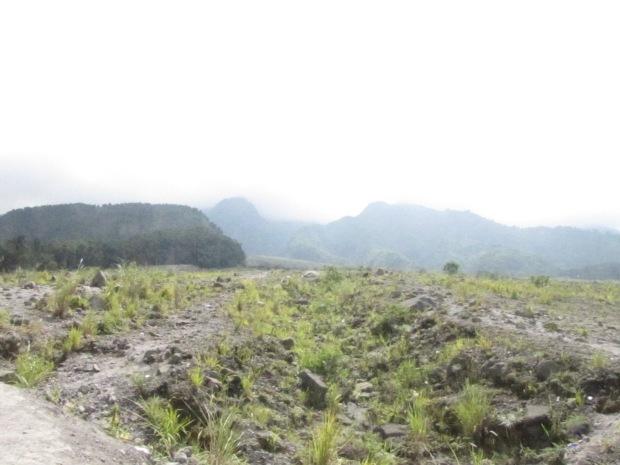 Sekitar Gunung Merapi. Dok. pribadi.